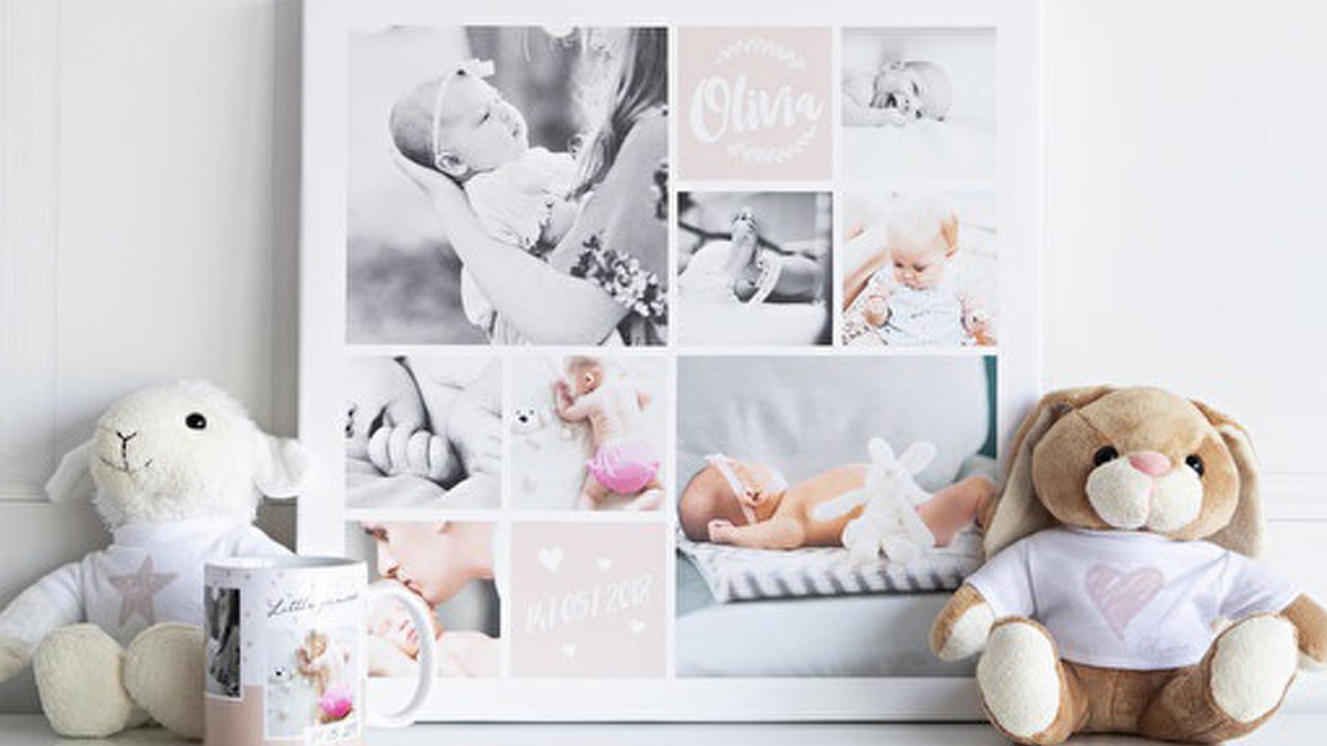 Ideas regalos bebé